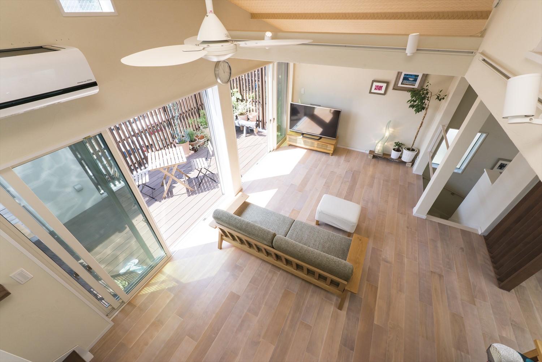低炭素自然素材住宅