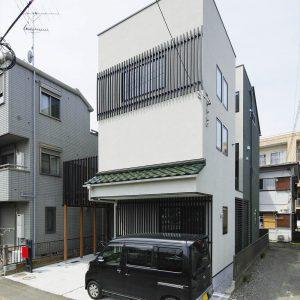 都市型 日本家屋