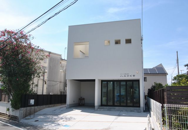 湘南の建築事例
