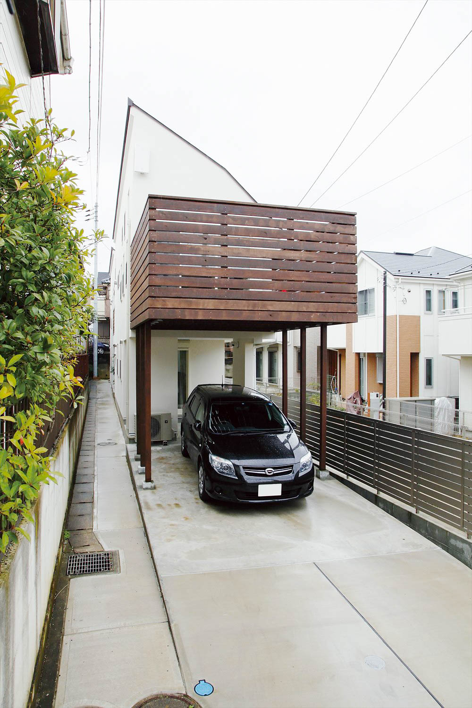 狭小住宅の事例